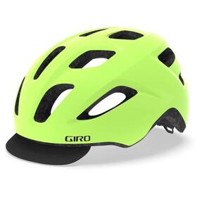Giro Cormick MIPS Fietshelm, matte highlight yellow/black